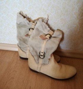 Ботинки-полусапожки