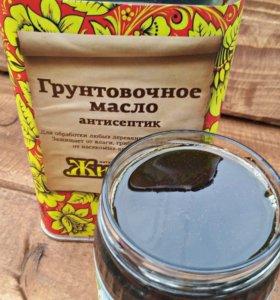 Грунтовочное масло антисептик