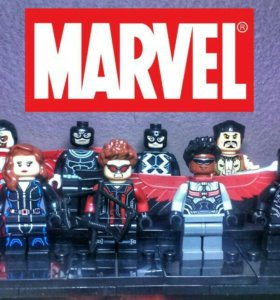 Lego Super Heroes Marvel / DC Minifigures