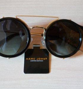 Очки солнцезащитные со шторками Marc John