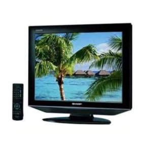 Телевизор sharp 50см