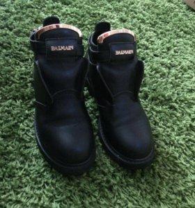 BALMAIN обувь демисезонная