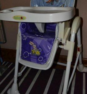 Детский стульчик для кормления Bebeton