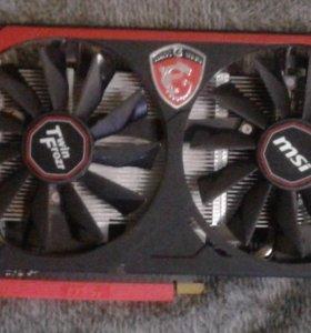 MSI Geforce GTX 750 Ti (2GB)