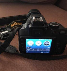 Фотокамера nikon d3300 18-55 VR 2 Kit