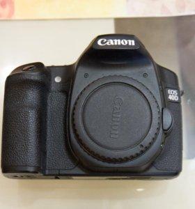 Фотокамера Canon EOS 40D