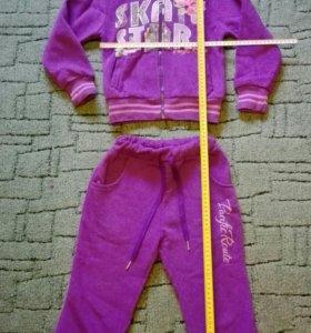 Спортивный костюм на байке