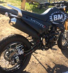 baltmotors 200 motard