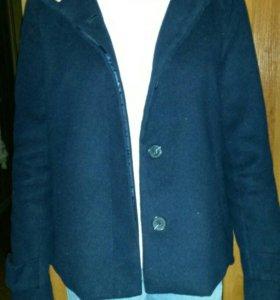 Куртка-пальто Страдивариус S
