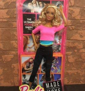Кукла Барби в коробке новая