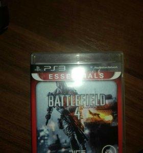 Battlefield 4 на ps 3
