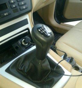 Реставрация.Ручка КПП BMWх3 в кожу