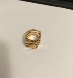 Печатка золотая