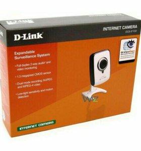 Камера D-Link dcs 2102