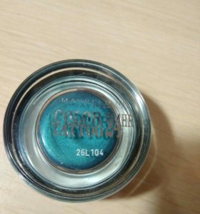 Тени color tattoo maybellune