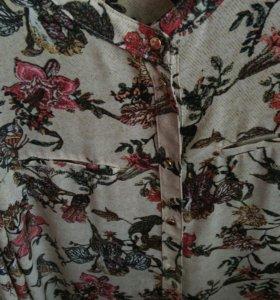 Блузки рубашка zolla 44-46