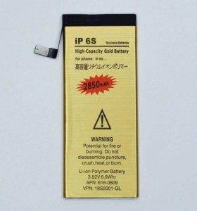 Батарея на iPhone 6s