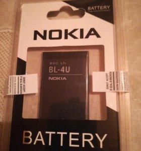 АКБ Nokia BL-4U