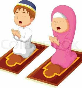Няня для мусульман