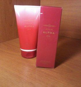 Набор парфюмерный Avon Alpha.женский.