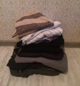 Брюки , пиджаки , рубашки