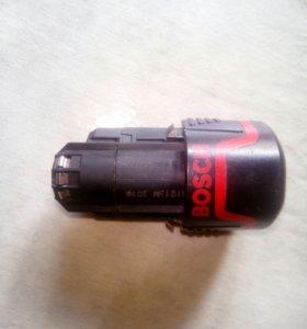 Аккумулятор Li-ion к шуруповёрту BOSH.