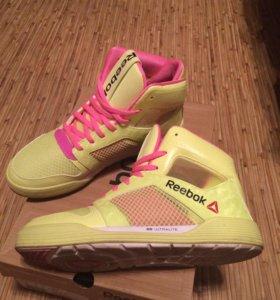 Оригинальные кроссовки REEBOK для фитнеса и танцев