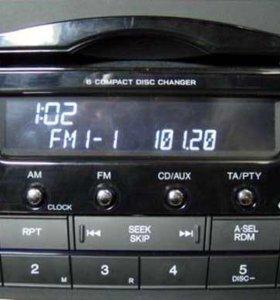 Магнитола Honda CR-V