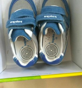 Kapika детские ботинки 25р новые