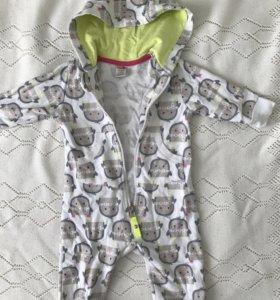 Комбинезон детский 4-6 месяцев