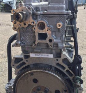 Двигатель б/у LF на Mazda 3