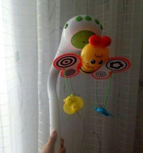мобиль happy baby butterfly