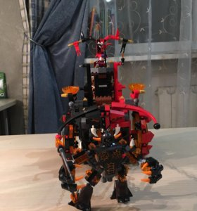 Лего нексо найтс Джестро-мобиль