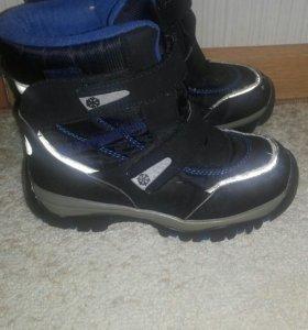 обувь зима р.30