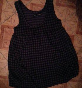 Беременным платье
