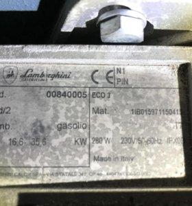 Кател дизельный Lamborghini