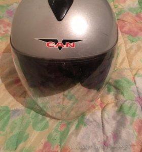 Защитный шлем для мотоцикла подростковый!⬆️✅