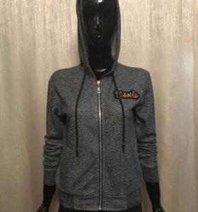 Куртка трикотаж микки маус
