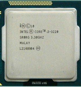 Intel Core i3 3220 lga 1155 3.30 mhz