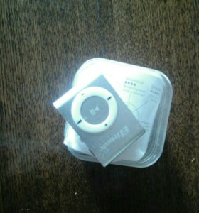 МР3 плеер серебро