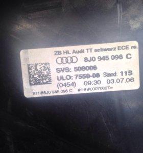 Audi tt запчасти