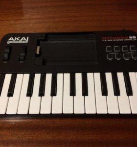 MIDI-клавиатура AKAI SynthStation 25