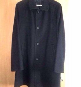 Новое мужское пальто р-р 50