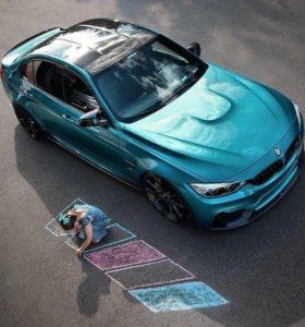 Чип Тюнинг BMW F - серии