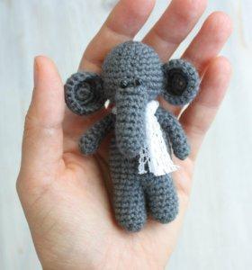 Слоник маленький