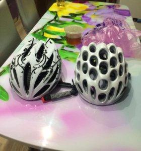 Шлем для лыжероллеров и велосипеда (новые)