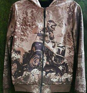 Куртка 3D