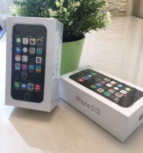 Запечатанный Новый iphone 5s 16Gb