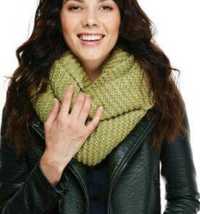 Круглый шарф(снуд)