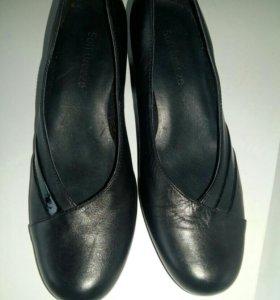 Туфли 37 новые нат.кожа